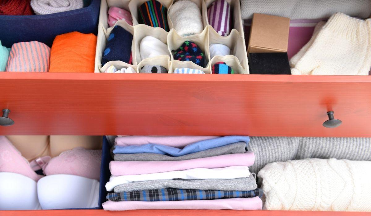 schubladen organizer schlafzimmer kleiderschrank schubladeneinsatz und aufbewahrungsbox